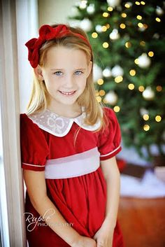 Sweet Christmas Photo