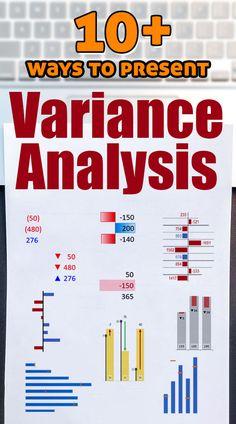 ways to Make Actual Vs Target Analysis in Excel - Finance tips, saving money, budgeting planner Microsoft Excel Formulas, Excel Hacks, Financial Modeling, Financial Analysis, Accounting And Finance, Data Analytics, Data Science, Data Visualization, Coaching