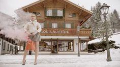 Gstaad resort : la boutique suisse de Louis Vuitton - Konbini - France