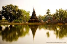 """Temple near Chiang Mai, Thailand from """"Teaching  English and Living in Friendly Chiang Mai."""""""
