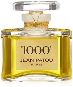 Jean Patou 1000 Parfum Flacon Luxe 05 fl oz *** Check out the image by visiting the link.Note:It is affiliate link to Amazon.