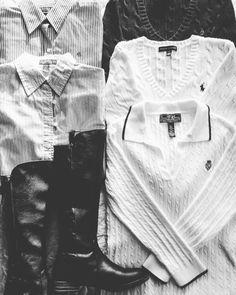 {Preppy Classics} Instagram: @pennsylvaniaprep97 #prep #preppy #prepster #preppylifestyle #ralphlauren #sweaterweather #sweater #fall