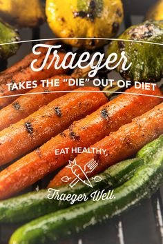 Keeping variety in your diet can help you stay on top of a healthy lifestyle and still enjoy lots of flavorful meal ideas! Visit Traeger Grills for lots of great recipe ideas.
