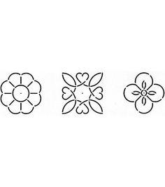 Quilt Stencils-3'' C. L. Blocks 4''X15''Quilt Stencils-3'' C. L. Blocks 4''X15'',