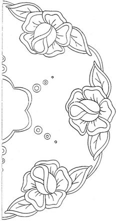 83 rose cutwork  doily by love to sew, via Flickr
