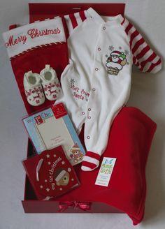 Baby's 1st Christmas gift box Order at mimicgifts@gmail.com