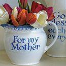 Burleigh Pottery Quotes Jug