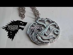 Game Of Thrones Necklace: http://youtu.be/A0p2qIR1iD8