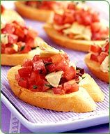 Nibble on this tasty, easy-to-tote snack at your next picnic or poolside party. #recipe #WWLoves