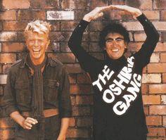 David Bowie & Ohshima