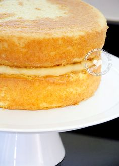 Dominican cake recipe with pineapple filling