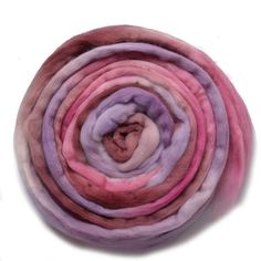 Tasmanian Merino Wool Combed Top (Roving) Mushroom 13029