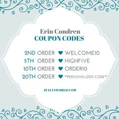 Erin Condren Coupon Codes