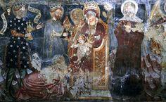 Adorazione dei Magi e Crocifissione, San Bernardo a Monte Carasso, CH | Flickr - Photo Sharing!