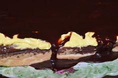"Prajitura ""O noapte la Venetia"" - CAIETUL CU RETETE Cheesecake, Deserts, Dessert Recipes, Mary, Restaurant, Food, Cheesecakes, Diner Restaurant, Essen"