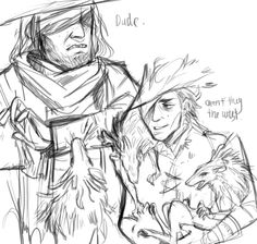 raviollies: @churchblood and i were talking and like….what if there were baby beasts….tiny cleric beast puppies……and djura had like a beast ranch where he just took care of them…