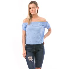 Bluza dama mov Off Shoulder Blouse, Tops, Women, Fashion, Moda, Women's, Fashion Styles, Woman, Fasion