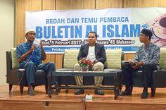 Dari Buletin Al-Islam Doktor Lulusan Jepang Ini Tahu Akar Masalah Dunia Islam