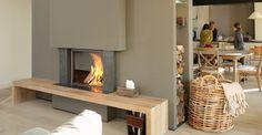 Kitchen/Living/Diner stove