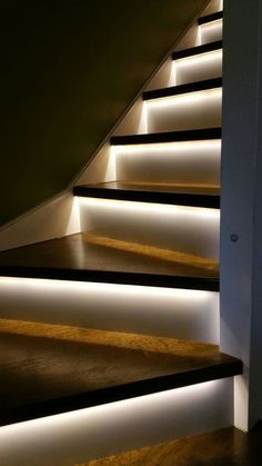 Epic Interesting 8 Indoor Staircase Lighting Design Ideas For Your Home hroomy. Epic Interesting 8 Indoor Staircase Lighting Design Ideas For Your Home hroomy. Aviola Home Decor Epic Inte Interior Design Living Room, Living Room Designs, Home Design, Design Ideas, Design Inspiration, Design Concepts, Stairway Lighting, Staircase Lighting Ideas, Lights For Stairs