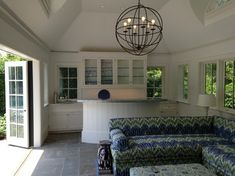 Pool House Interiors Design Ideas, Pictures, Remodel, and Decor - page 7