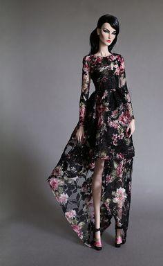 OOAK Doll / Blossom Life Elise | por ⓡⓞⓒⓒⓞ