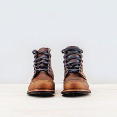 buy online b5250 490ee Broken Homme - Davis Boot Brown Trail