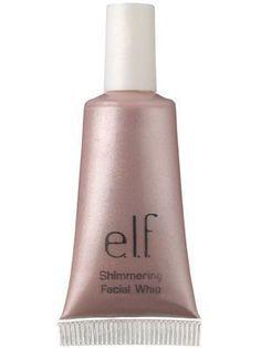 E.L.F. Shimmering Facial Whip in Lilac Petal | allure.com