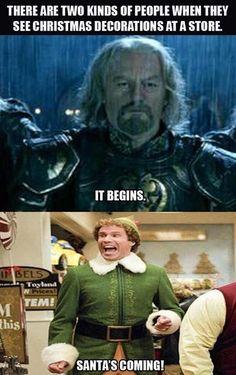 Two Kinds Of Christmas People