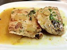 Atum Assado | Roasted tuna fish