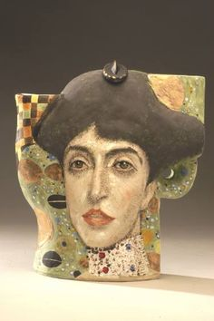 "Saatchi Art Artist Noi Volkov; Sculpture, ""Adel"" #art"