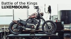 Harley Davidson Street 750 Custom by LUXEMBOURG