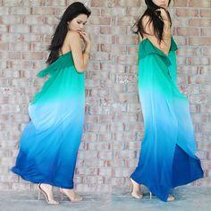 GRADIENT (by Trang <3) http://lookbook.nu/look/3941992-GRADIENT