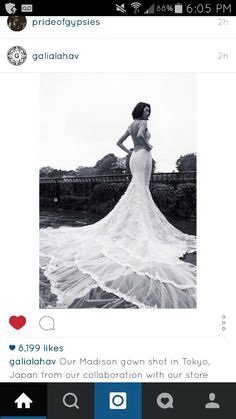 Madison by Galia Lahav