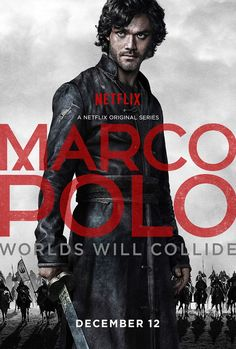 Just starting watching the new Marco Polo series, very good so far:)