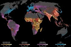40 more maps that explain the world - The Washington Post