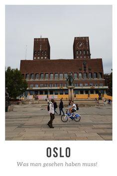 Was Du in Oslo gesehen haben musst. Oslo, Sehenswürdigkeiten, Reisetipps, Urlaub, Landschaft, Reiseberichte, Reiseführer Europe Travel Guide, Travel Tips, Travel Around The World, Around The Worlds, Reisen In Europa, Cool Pools, Places To See, Norway, Traveling By Yourself