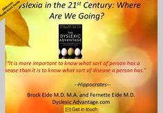 Brock Eide International Dyslexia