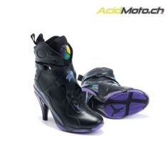 huge selection of 03293 d4641 Buy For Sale Women s Nike Air Jordan 8 High Heels Shoes Black Purple from  Reliable For Sale Women s Nike Air Jordan 8 High Heels Shoes Black Purple  ...