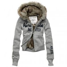 Abercrombie Looks good for Wisconsin Winters!