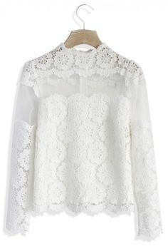 So pretty! Want to wear this with jeans + pumps