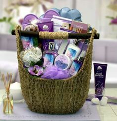 Gift Baskets Mother's Day Gift Baskets