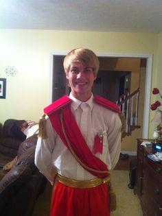 Snow whites prince florian costume httptrustedealsnow diy prince charming costume solutioingenieria Images