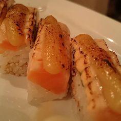 #salmon #aburi by 604tam