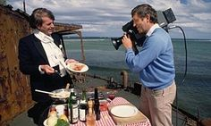 Keith Floyd Filming, Orkneys