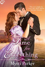 A Time For Everything by Mysti Parker ebook deal