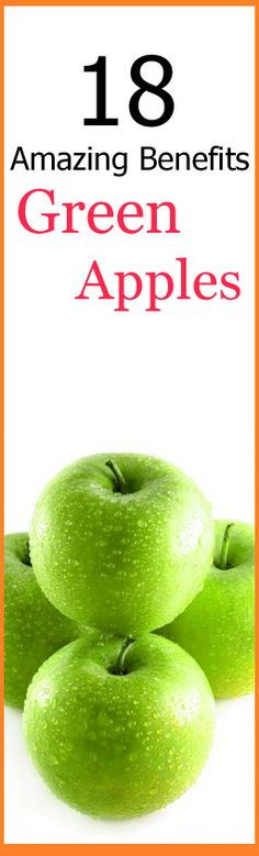 Top 18 Amazing Benefits Of Green Apples