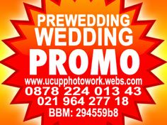 #promo #foto #video #jakarta #prewedding #wedding #murah