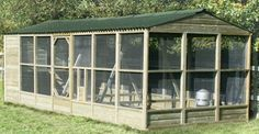 Chicken Coop Plans With Large Run