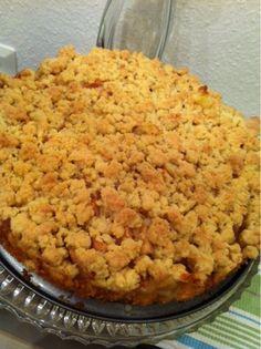 Sweety-Cook: Apfel Streuselkuchen